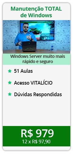 Curso de Manutenção TOTAL de Windows | BABOO