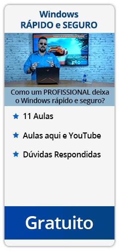 Curso gratuito Windows RÁPIDO e SEGURO | BABOO
