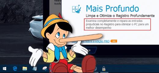 A Praga dos Otimizadores de PC   Limpeza e Otimização de Registro: inútil