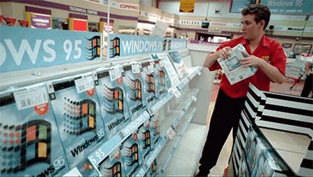 A Praga dos Otimizadores de PC   Windows 95