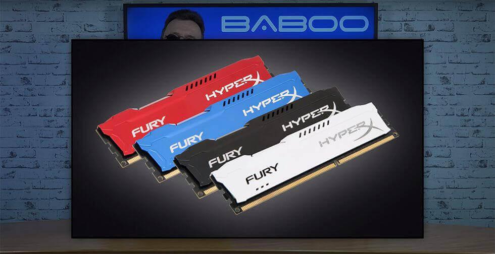 Consumo de Memória RAM A FUNDO | Pentes de memória para gamer