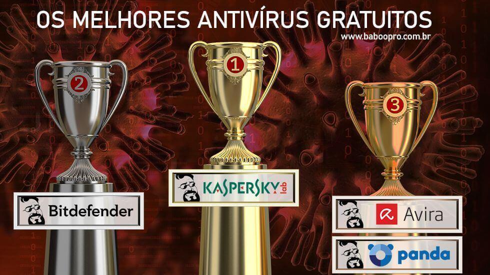 Os melhores antivírus gratuitos - 2019