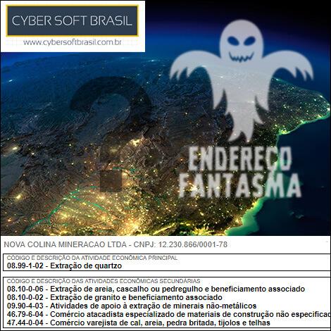 Sede da Cyber Soft Brasil