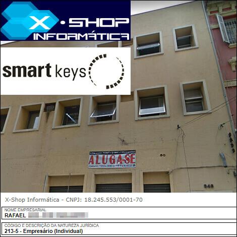 Sede da TecnoSHOP e SmartKeys