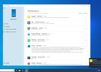 Novidades no Windows 10 Preview build 18885