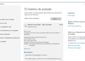 Como habilitar a proteção contra programas potencialmente indesejados no Windows Defender