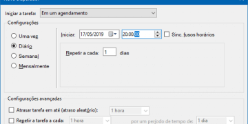 Como agendar uma verificação no antivírus Windows Defender do Windows 10