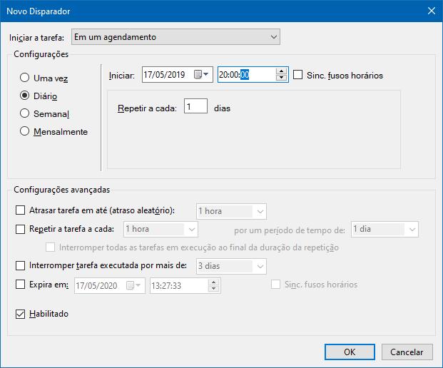 Como agendar uma verificação no antivírus Windows Defender do Windows 10