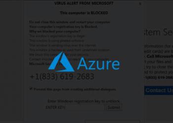 Azure Scam Thumbnail