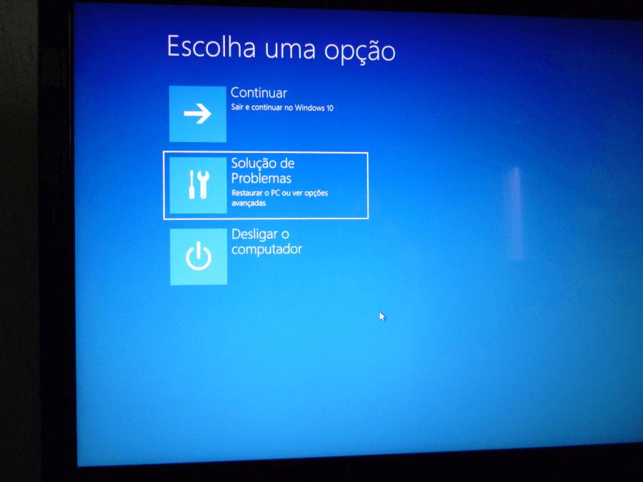 Como criar uma imagem do sistema no Windows 10