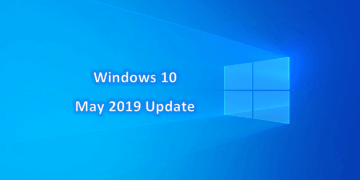 Download Windows 10 May 2019 Update Thumbnail