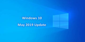 Download Windows 10 May 2019 Update Thumbnail