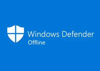Windows Defender Offline Thumbnail