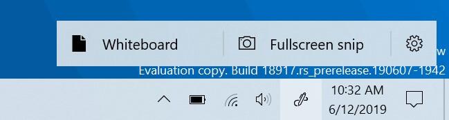 Novidades no Windows 10 Preview build 18917