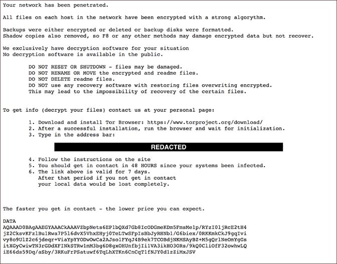 Pesquisadores alertam para o novo ransomware DoppelPaymer