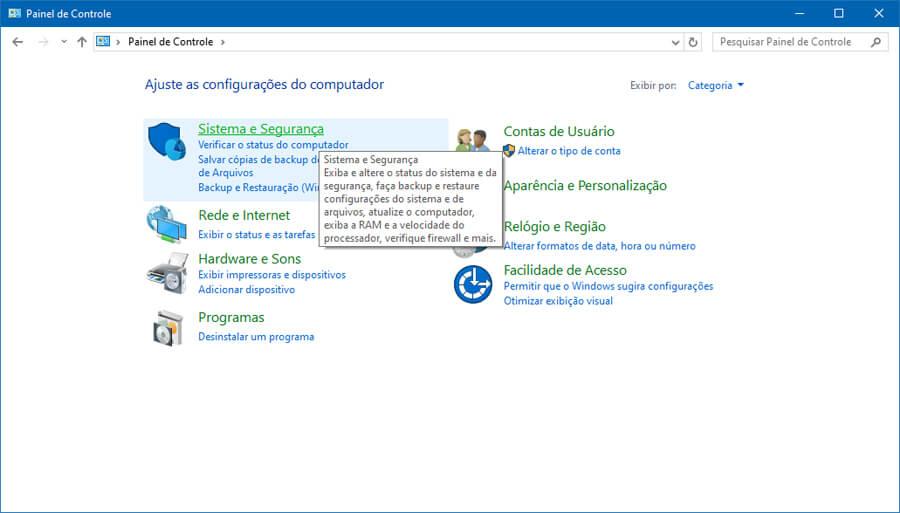 Como habilitar ou desabilitar a inicialização rápida no Windows 10