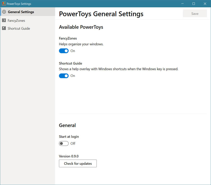 Microsoft disponibiliza Preview do conjunto de utilitários PowerToys para Windows 10